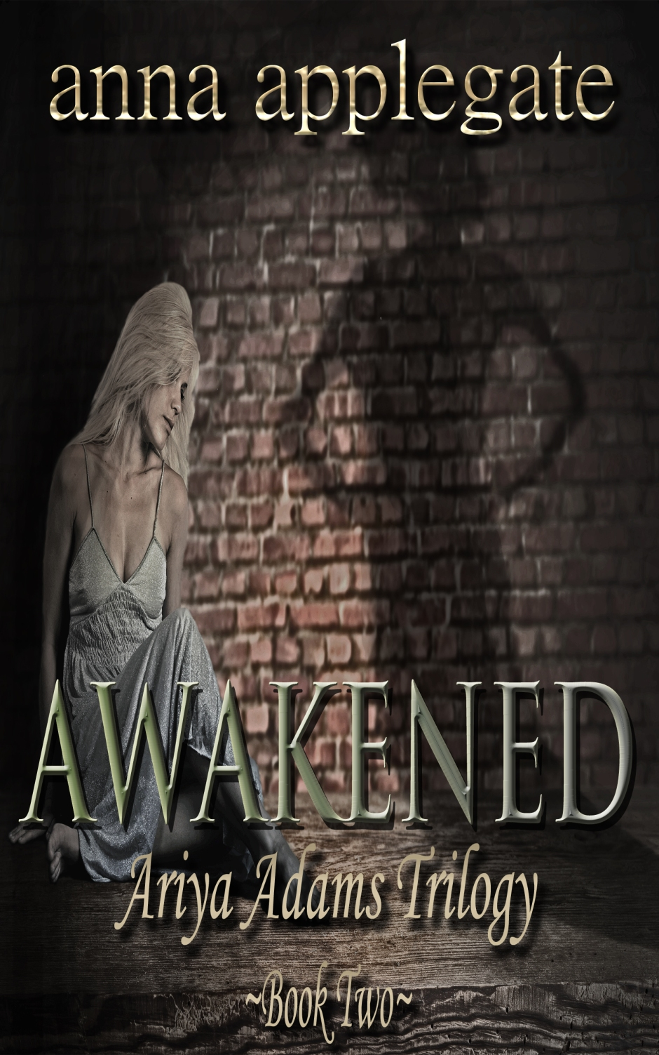 Awakened Book 2 Ariya Adams Cover