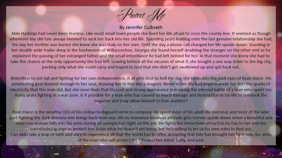 Protect Me Synopsis