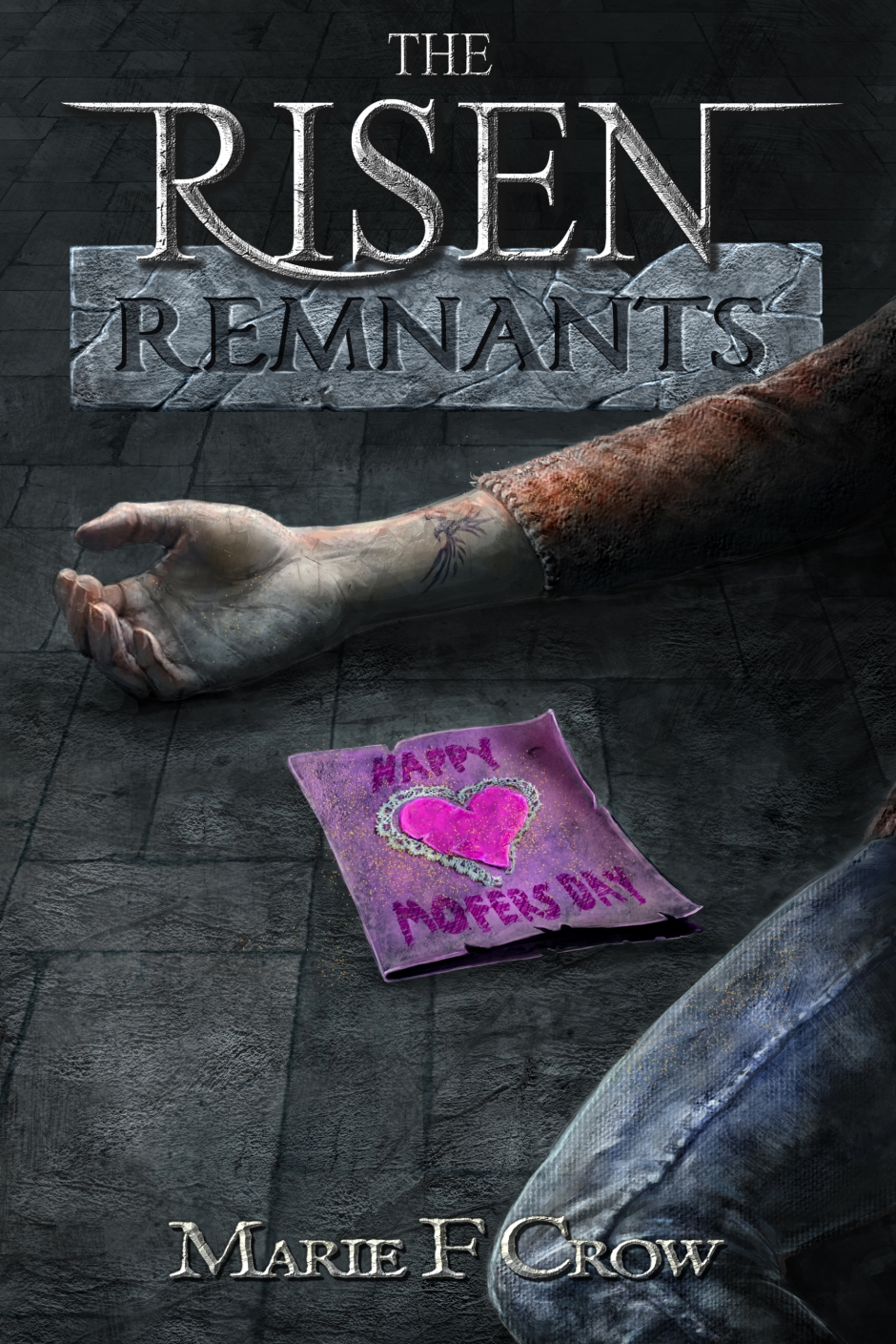REMNANTS FRONT COVER