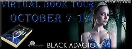 Black Adagio Banner 450 x 169