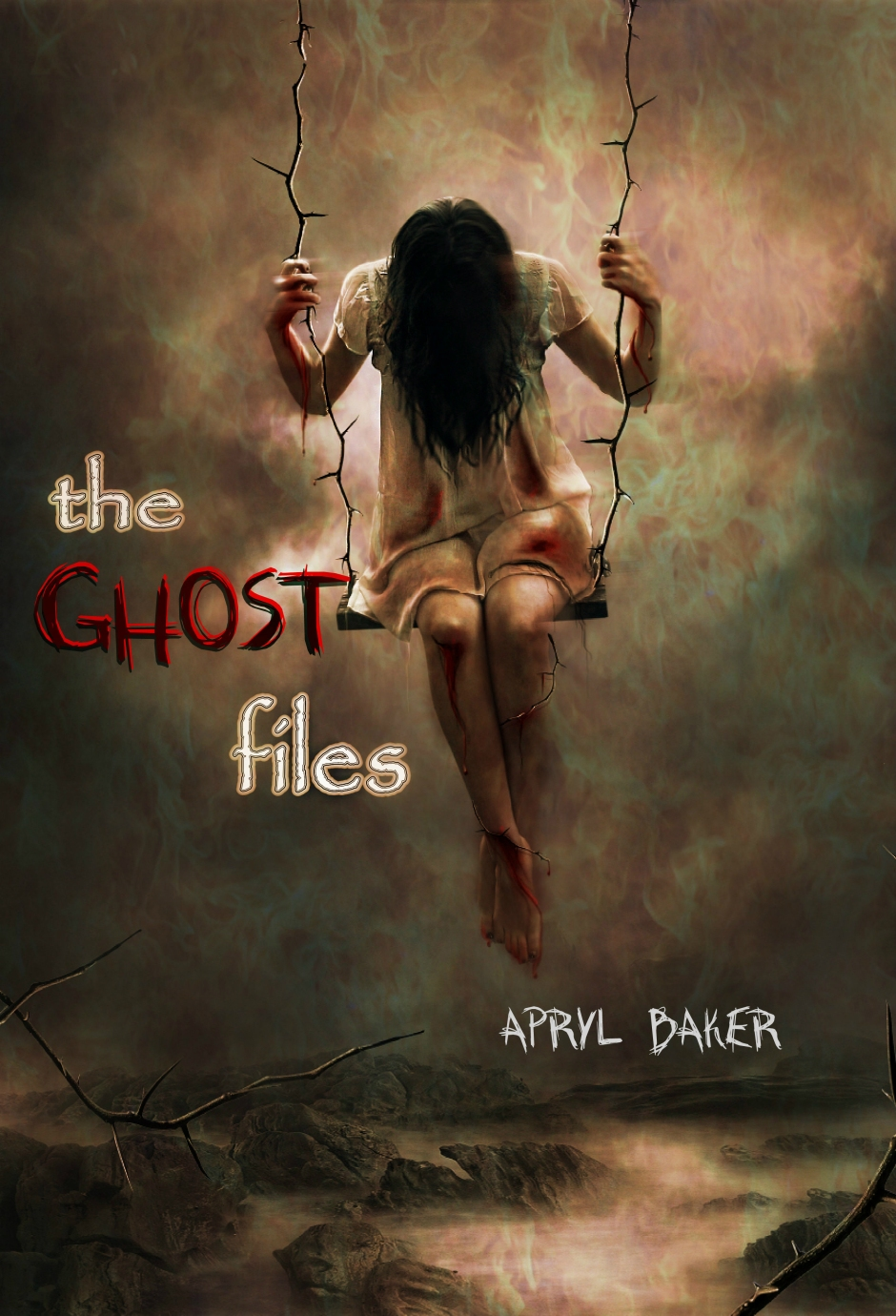 The Ghost Files copy