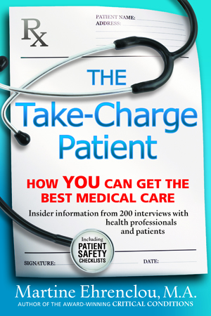 Take-Charge Patient cover